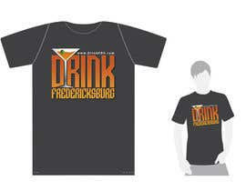 #133 untuk Design a Logo for Drink Fredericksburg, an entertainment website oleh alfonself2012