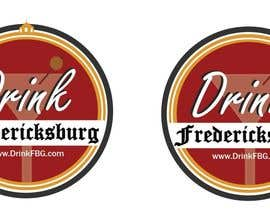 #115 untuk Design a Logo for Drink Fredericksburg, an entertainment website oleh jackmillen92