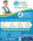 Graphic Design Contest Entry #20 for Design a flyer for a house cleaning company