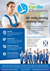 Graphic Design Konkurrenceindlæg #15 for Design a flyer for a house cleaning company