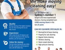 #30 for Design a flyer for a house cleaning company af ssergioacl