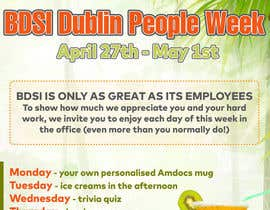 #2 untuk Design a Flyer for company employee appreciation week oleh TDuongVn