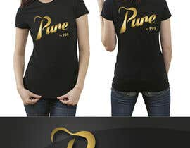 #8 para Design a Logo for Jewelry Store (T SHIRT) por dangrosuleac