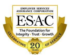 #61 untuk ESAC 20 Year Anniversary oleh moro2707