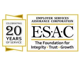 #63 untuk ESAC 20 Year Anniversary oleh moro2707