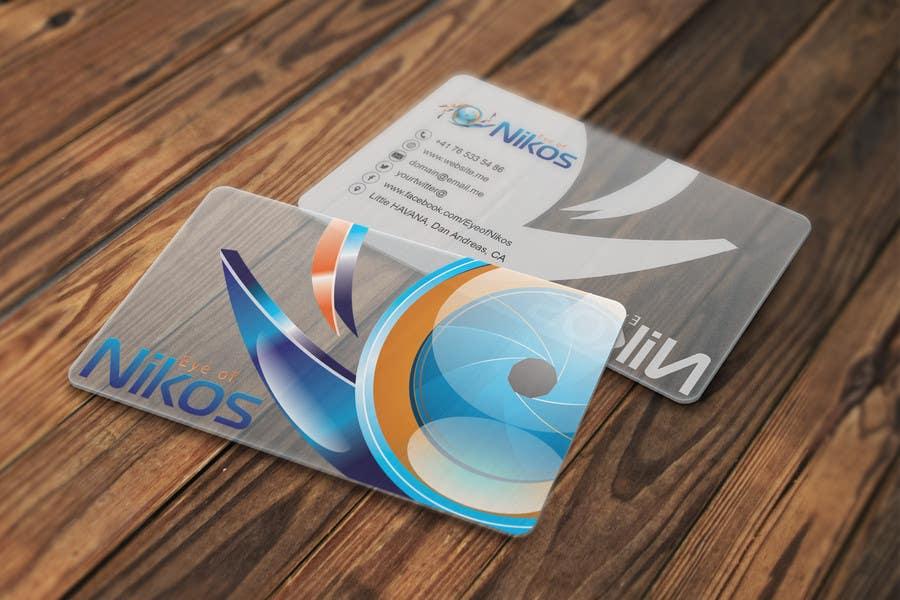 Konkurrenceindlæg #                                        1                                      for                                         Design some Stationery for Photography Business