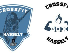 #116 for Ontwerp een T-shirt for Crossfit Hasselt af nat385