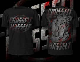 #17 cho Ontwerp een T-shirt for Crossfit Hasselt founding members bởi hidayataupik