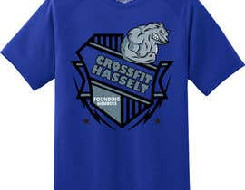 #19 cho Ontwerp een T-shirt for Crossfit Hasselt founding members bởi Alaminsunnybd