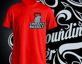 #35 for Ontwerp een T-shirt for Crossfit Hasselt founding members af aghits