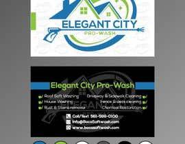 #209 สำหรับ business cards for my pressure cleaning business โดย marufhasanaongk1