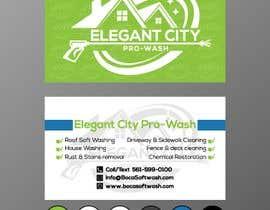 #210 สำหรับ business cards for my pressure cleaning business โดย marufhasanaongk1