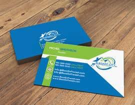 #199 สำหรับ business cards for my pressure cleaning business โดย saikul610
