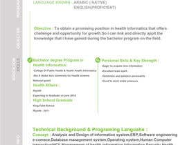 #10 cho design Infographic CV bởi bha4