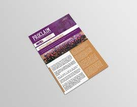 #2 para Design a Brochure Newsletter for KMBC por olgakramar