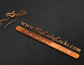 #10 for MyLadyLocks Logo by infoviacoder