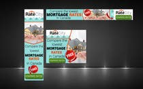 Graphic Design Konkurrenceindlæg #3 for Design a complete set of Banners ads for a Mortgage comparison website