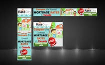 Graphic Design Konkurrenceindlæg #6 for Design a complete set of Banners ads for a Mortgage comparison website