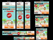 Graphic Design Konkurrenceindlæg #10 for Design a complete set of Banners ads for a Mortgage comparison website