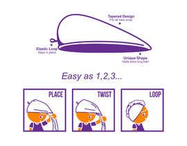 #4 for Updated Cartoon Character and Illustrations for Lucy's Purple Crayon af eryprihananto