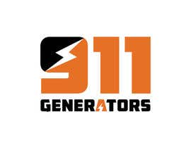 #64 para Design a Logo for 911 Generators por asanka10