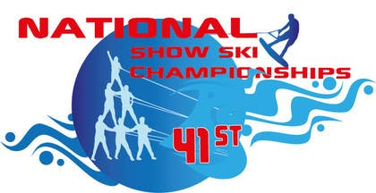 #21 for Design a Logo for National Show Ski Championships af muzden