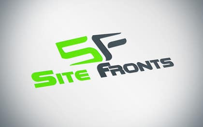 #30 cho Design a Logo for 'Site Fronts' bởi basselattia