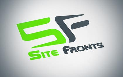 #31 for Design a Logo for 'Site Fronts' af basselattia