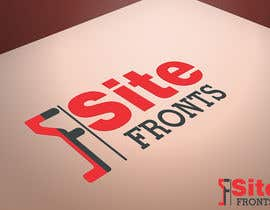 #21 cho Design a Logo for 'Site Fronts' bởi MalikNaveed99