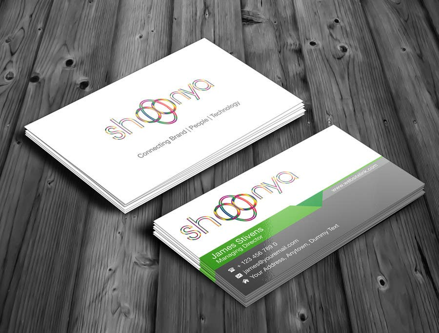 Entry #2 by flechero for Design some Business Cards for a creative ...