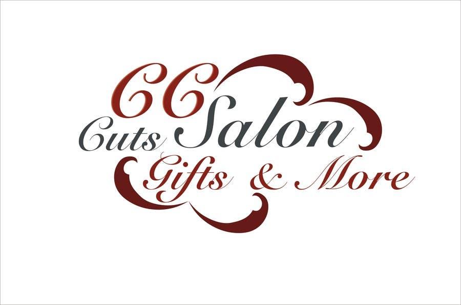 Konkurrenceindlæg #15 for Design a Logo for Salon Gift Shop