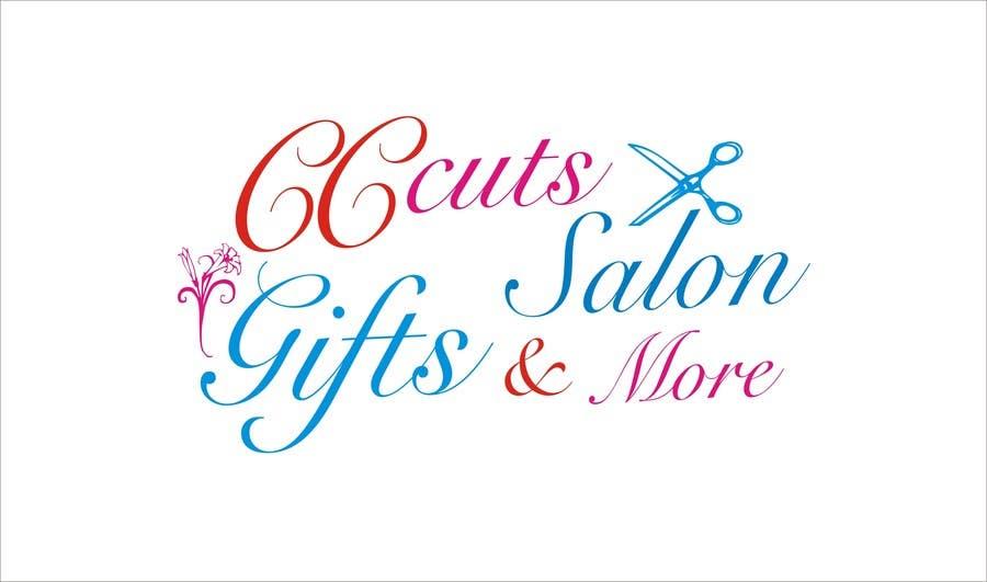 Konkurrenceindlæg #16 for Design a Logo for Salon Gift Shop