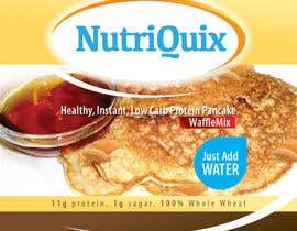 "#48 for Design a Logo and Label for ""NutriQuix"" af lasiktacd"