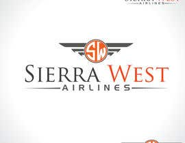 #115 cho Design a Logo for Sierra West Airlines bởi iaru1987