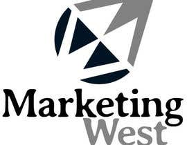 #7 for Design a Logo for MarketingWest by guru004