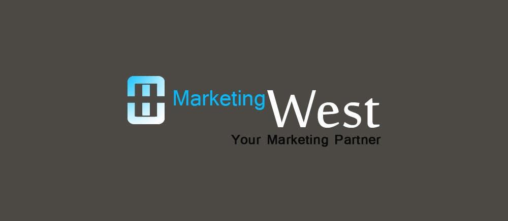 Inscrição nº 10 do Concurso para Design a Logo for MarketingWest