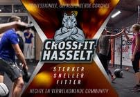 Advertisement Design Contest Entry #28 for Ontwerp een Advertentie for Crossfit Hasselt on Facebook