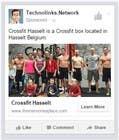 Advertisement Design Contest Entry #14 for Ontwerp een Advertentie for Crossfit Hasselt on Facebook