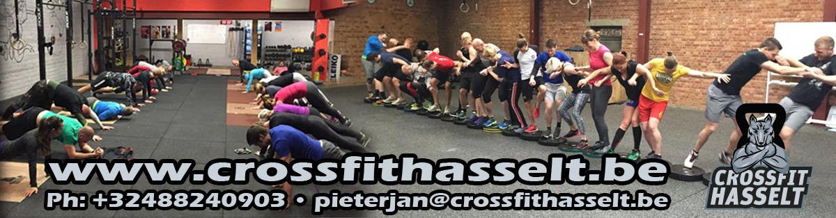 Contest Entry #                                        21                                      for                                         Ontwerp een Advertentie for Crossfit Hasselt on Facebook