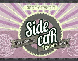 #12 untuk Logo and label design for my drinks brand called Sidecar oleh syberlan
