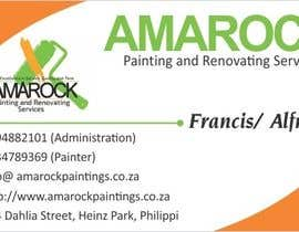 #1 untuk Design a letterhead and business cards for a painting and renovation company oleh NadeemRoomi