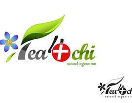#206 for Design a logo for tea by sat01680