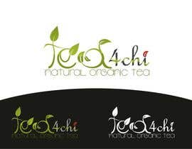 #102 para Design a logo for tea por airbrusheskid