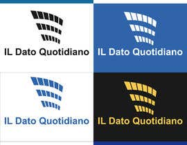 #37 for Data Journalism site logo - Il Dato Quotidiano af timwilliam2009