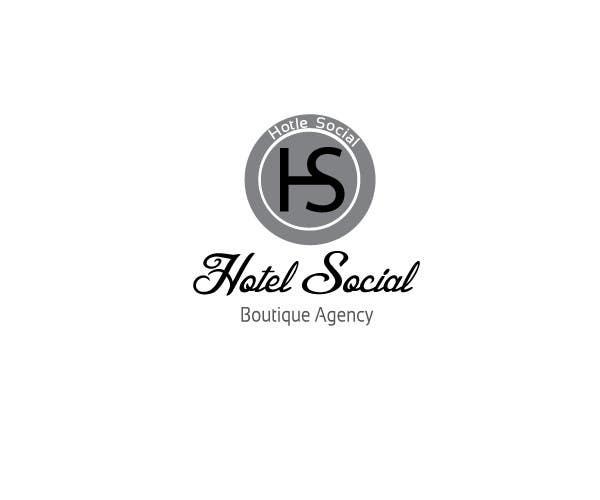Inscrição nº 43 do Concurso para Design a Logo for Hotel Social Media Agency