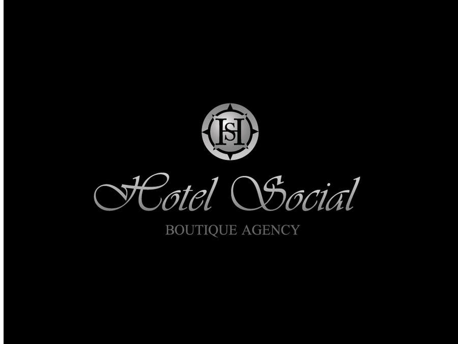 Inscrição nº                                         11                                      do Concurso para                                         Design a Logo for Hotel Social Media Agency