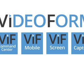 #128 for Design a Logo for VIDEOFORM af iwebgal