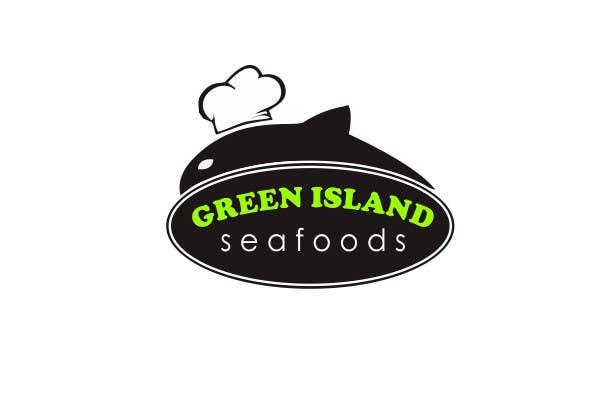 Konkurrenceindlæg #                                        30                                      for                                         Design a Logo for Green Island Seafoods
