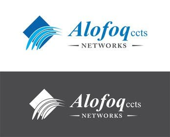 #107 for Design a Logo for ALOFOQ SYS af javedg