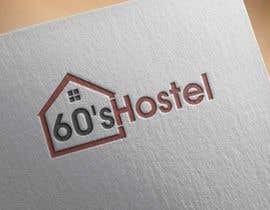 "nº 8 pour Design a Logo for ""60's Hostel"" par ibed05"